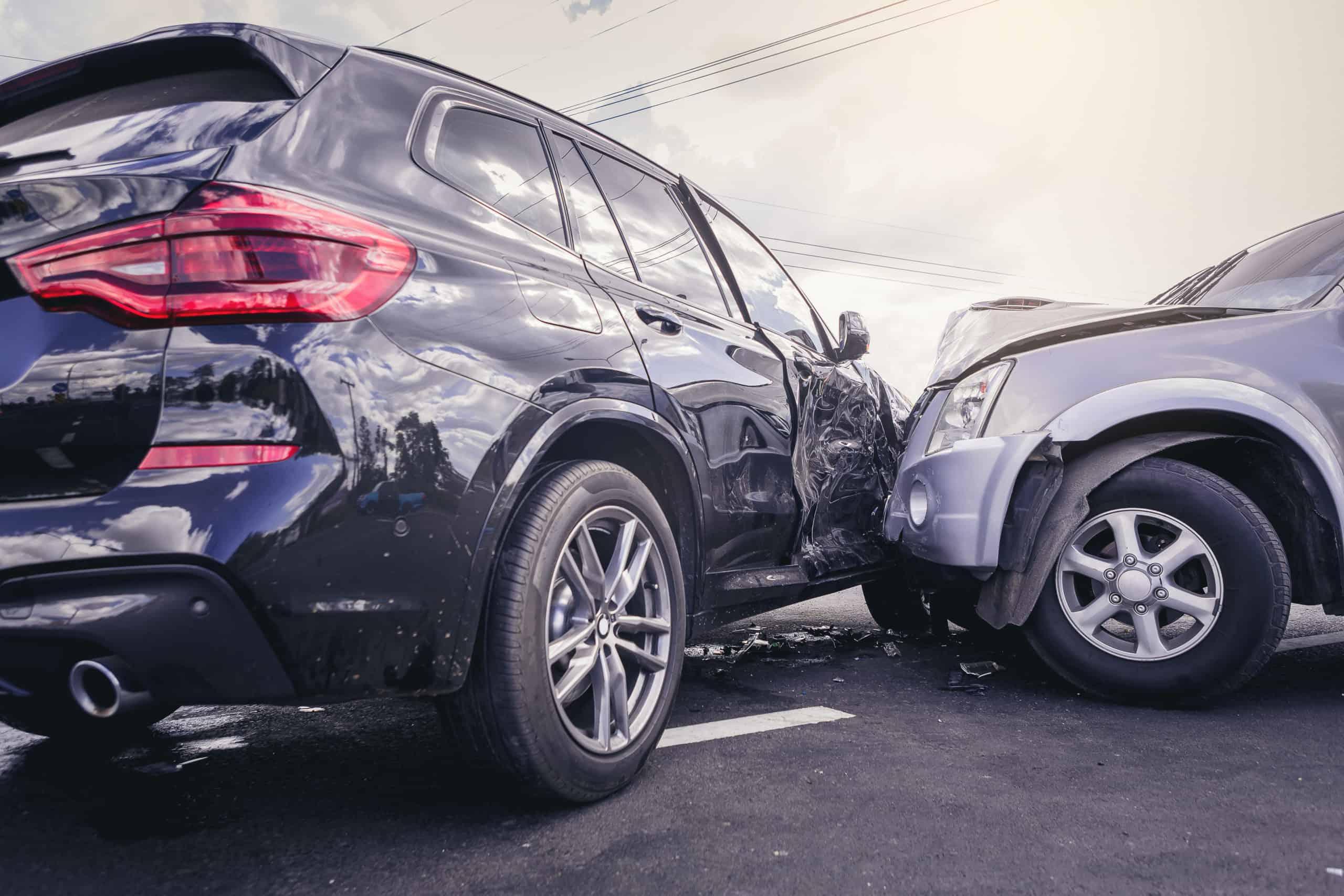 Las Vegas T-Bone Accident Attorney